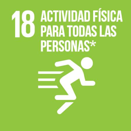 18. Actividad Física para Todas las Personas