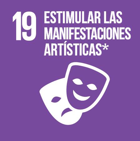 19. Estimular las Manifestaciones Artísticas