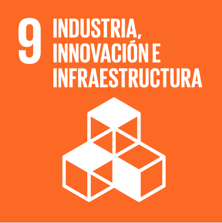9. Industria, Innovación en Infraestructura